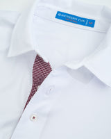 Gameday Tattersall Placket Polo - Virginia Tech | Southern Tide