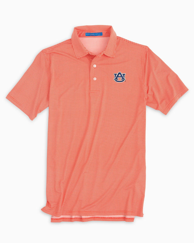 Auburn Tigers Plaid Polo Shirt | Southern Tide