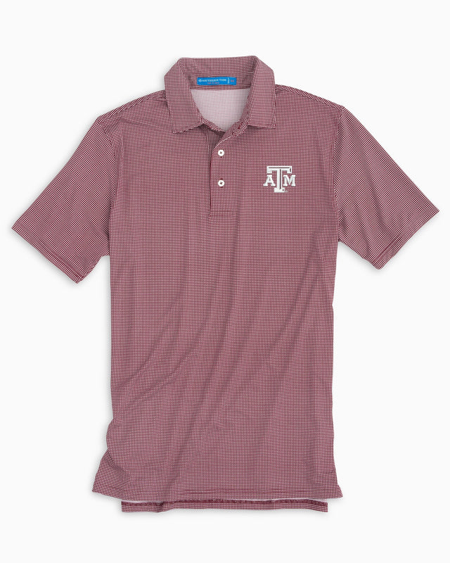 Gameday Tattersall Polo - Texas A&M University | Southern Tide