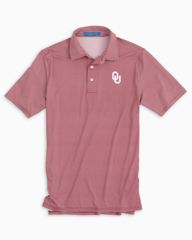 Gameday Tattersall Polo - University of Oklahoma | Southern Tide