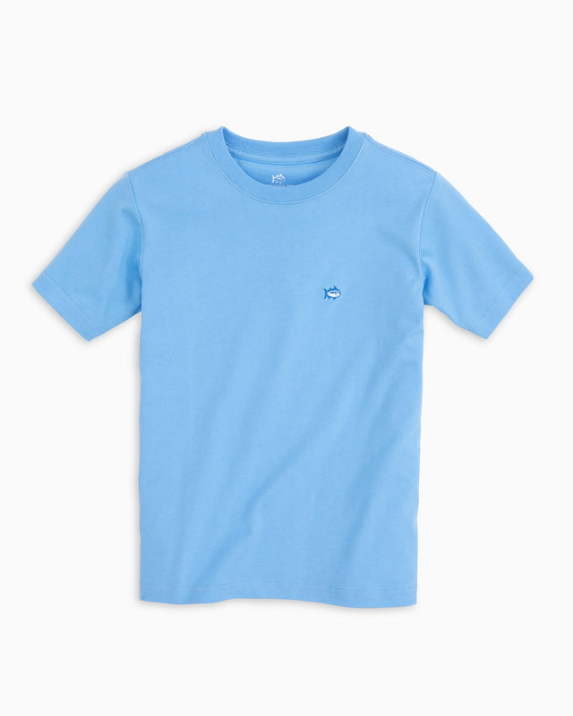 Kids Embroidered Skipjack T-shirt | Southern Tide