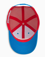 Kids Fish Series Blue Marlin Patch Trucker Hat | Southern Tide