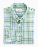 Boys Surfscoter Plaid Sport Shirt | Southern Tide