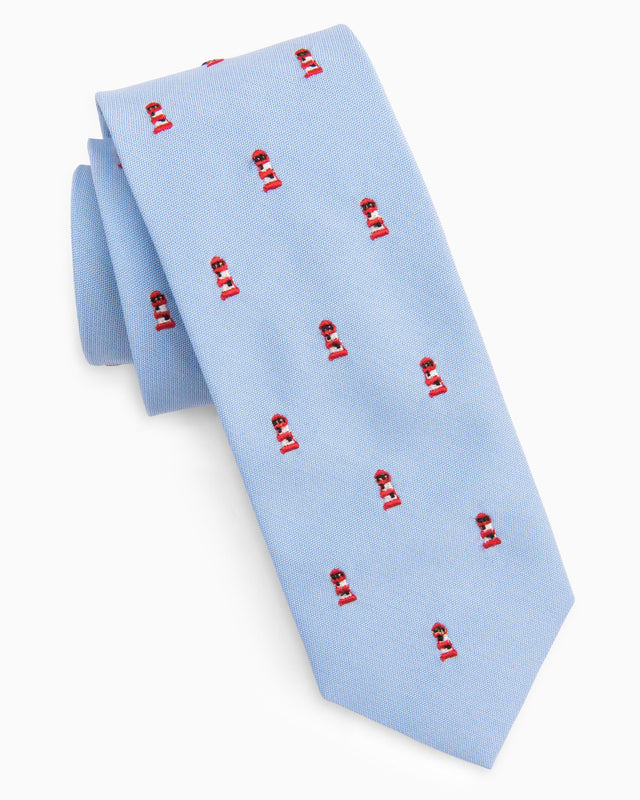 Little Torch Lighthouse Tie | Southern Tide