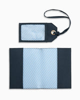 Luggage Tag & Passport Cover Set | Southern Tide
