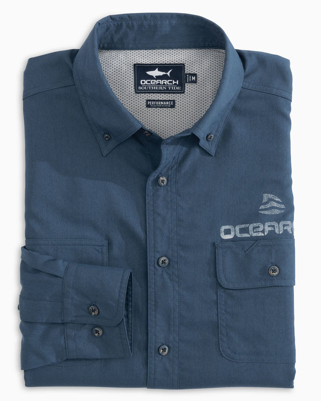 Amagansett Ocearch Long Sleeve Workshirt | Southern Tide