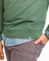 Buchthorn Shawl Collar Pullover | Southern Tide