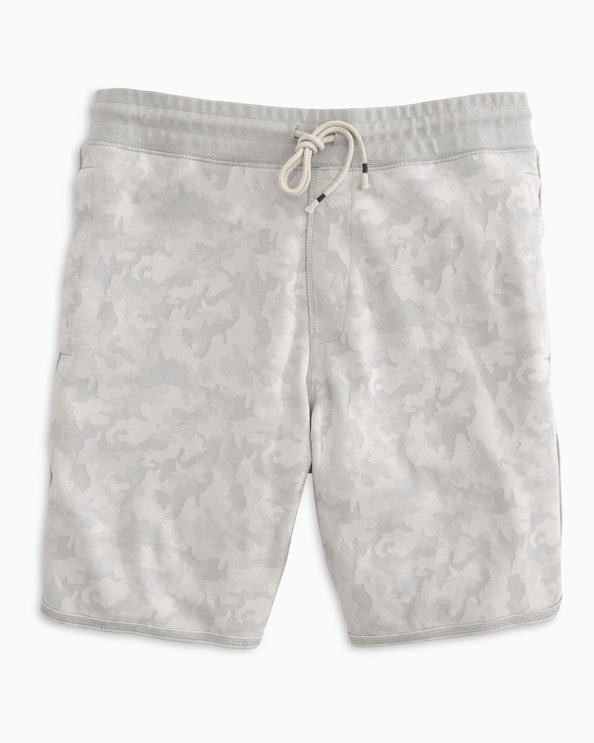 Camo Athleisure Weekend Short