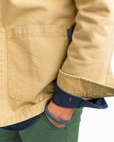 Canvas Work Coat | Southern Tide