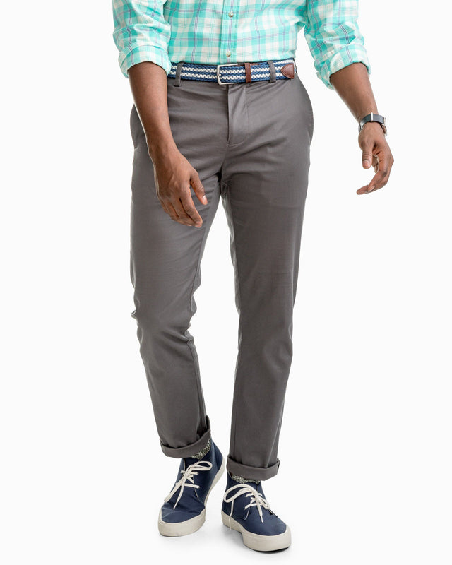 Channel Marker Pant - Polarized Grey | Southern Tide