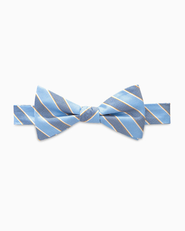 Charlottesville Stripe Bow Tie | Southern Tide