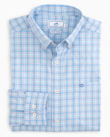 Duneside Plaid Intercoastal Performance Shirt | Southern Tide