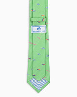 Greenport Lures Tie | Southern Tide
