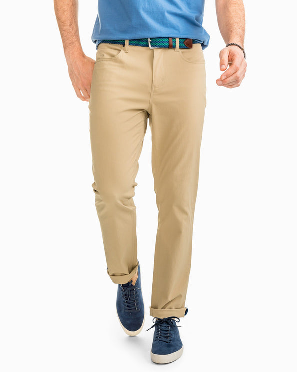 Harbor 5-Pocket Pant - Coastal Khaki