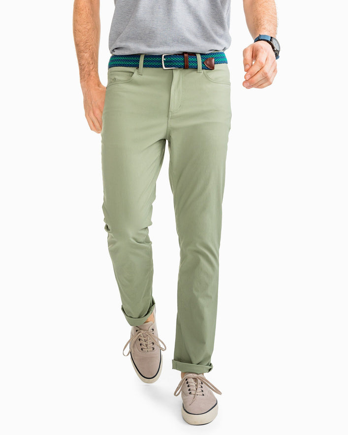 Intercoastal Performance Pant - Seagrass Green
