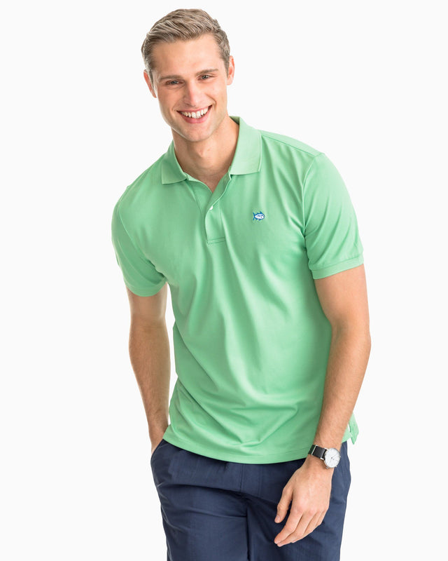 Jack Performance Pique Polo Shirt | Southern Tide