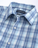 Mainstay Plaid brrr Intercoastal Performance Shirt | Southern Tide