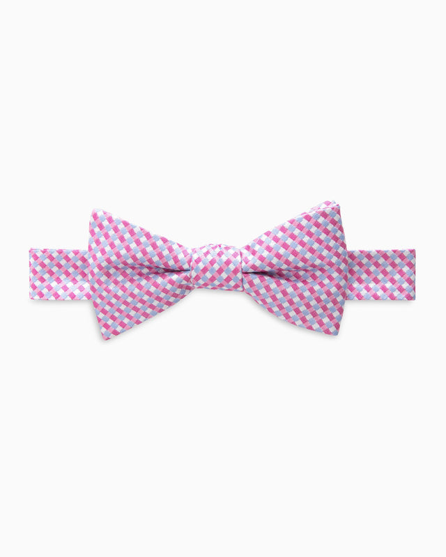 Newport Check Bow Tie | Southern Tide