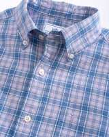 Ocean Point Plaid Button Down Shirt | Southern Tide