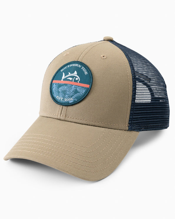 best website deca6 587fa Palm Patch Trucker Hat