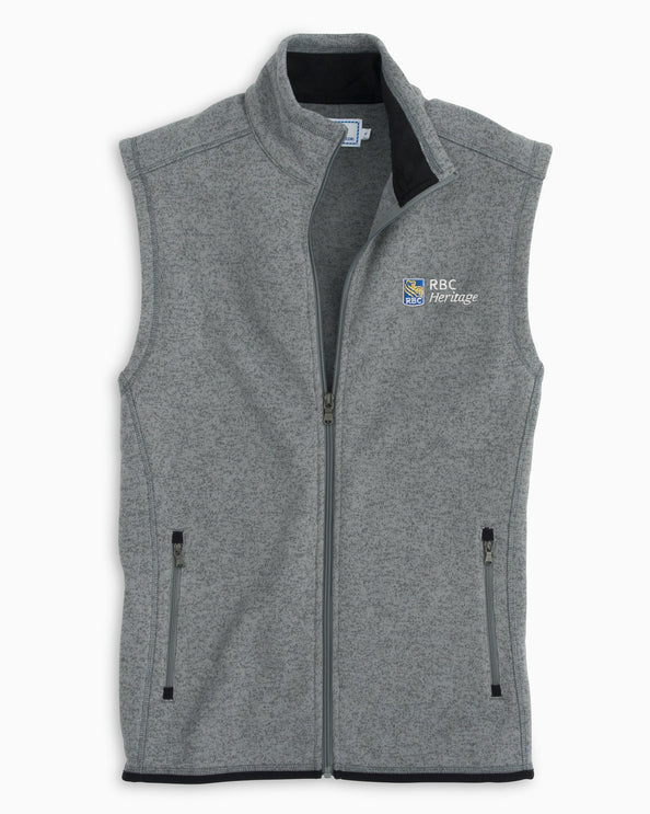 RBC Heritage Sweater Fleece Vest
