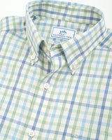 Rivercourse Plaid Intercoastal Sport Shirt | Southern Tide