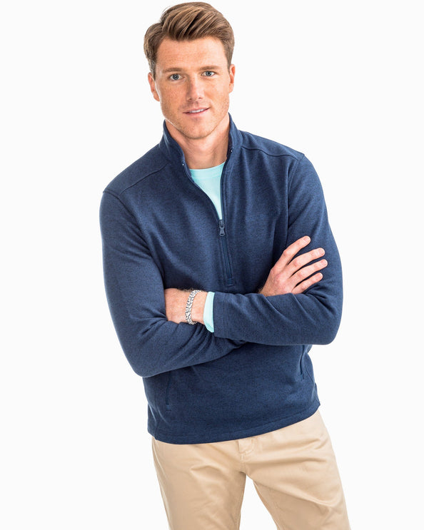 Samson Peak Sweater Fleece Quarter Zip Pullover