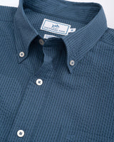 Seagrove Seersucker Button Down Shirt | Southern Tide