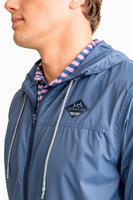 Skull Creek Packable Full Zip Jacket | Southern Tide