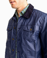 Summit View Waxed Cotton Jacket | Southern Tide