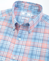 Surfscoter Plaid Sport Shirt | Southern Tide