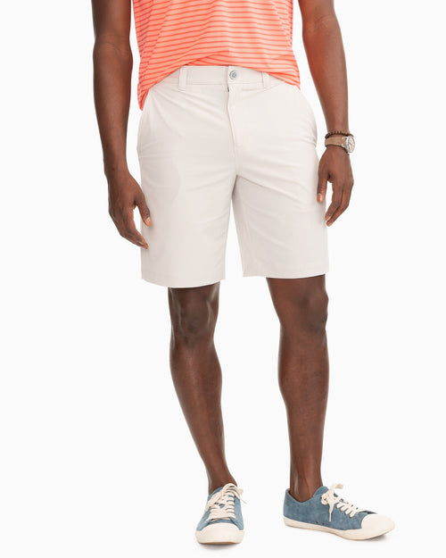 T3 brrr® Gulf 10 Inch Performance Short | Southern Tide