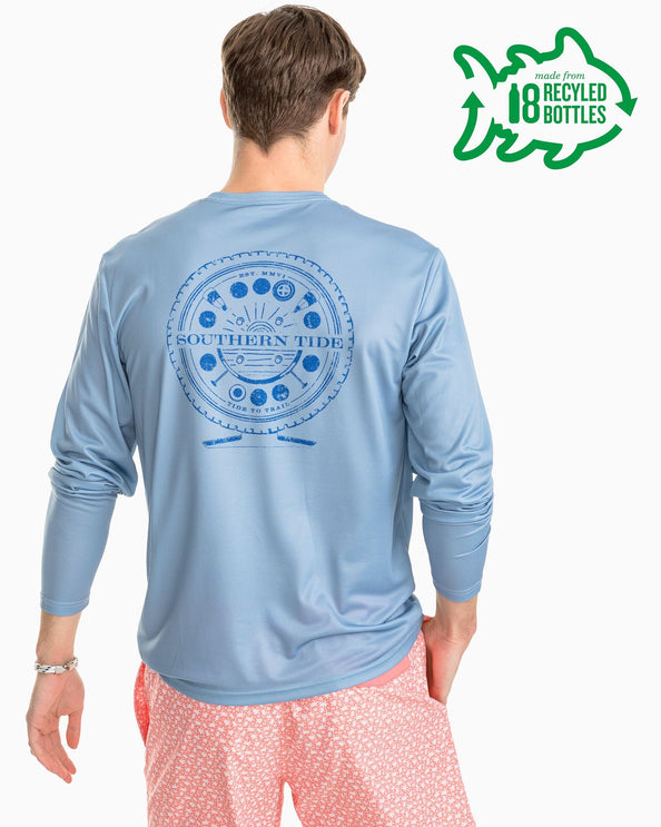 cae96562 REPREVE®Recycled Performance Shirts | Southern Tide