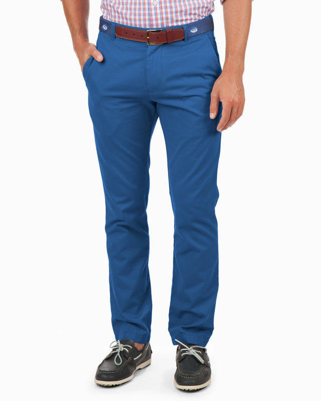 The Skipjack Pant - Blue Cove | Southern Tide