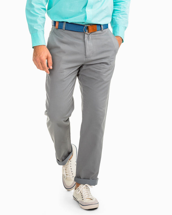 The Skipjack Pant - Steel Grey