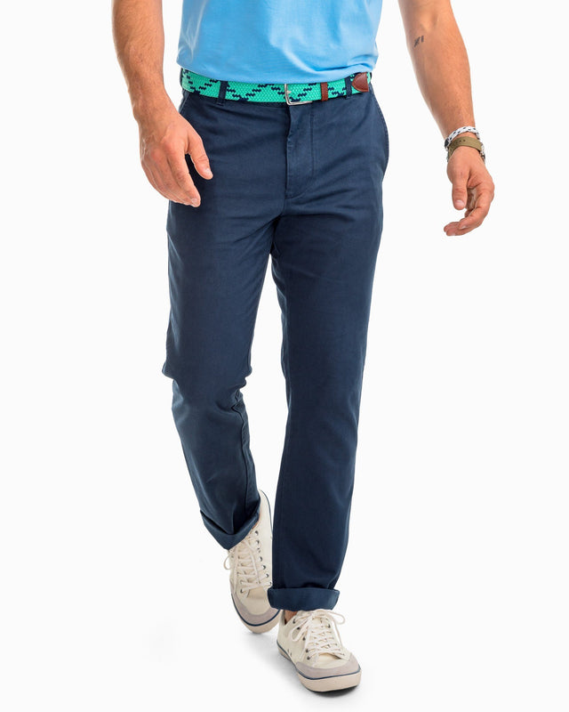 The Skipjack Pant - True Navy | Southern Tide