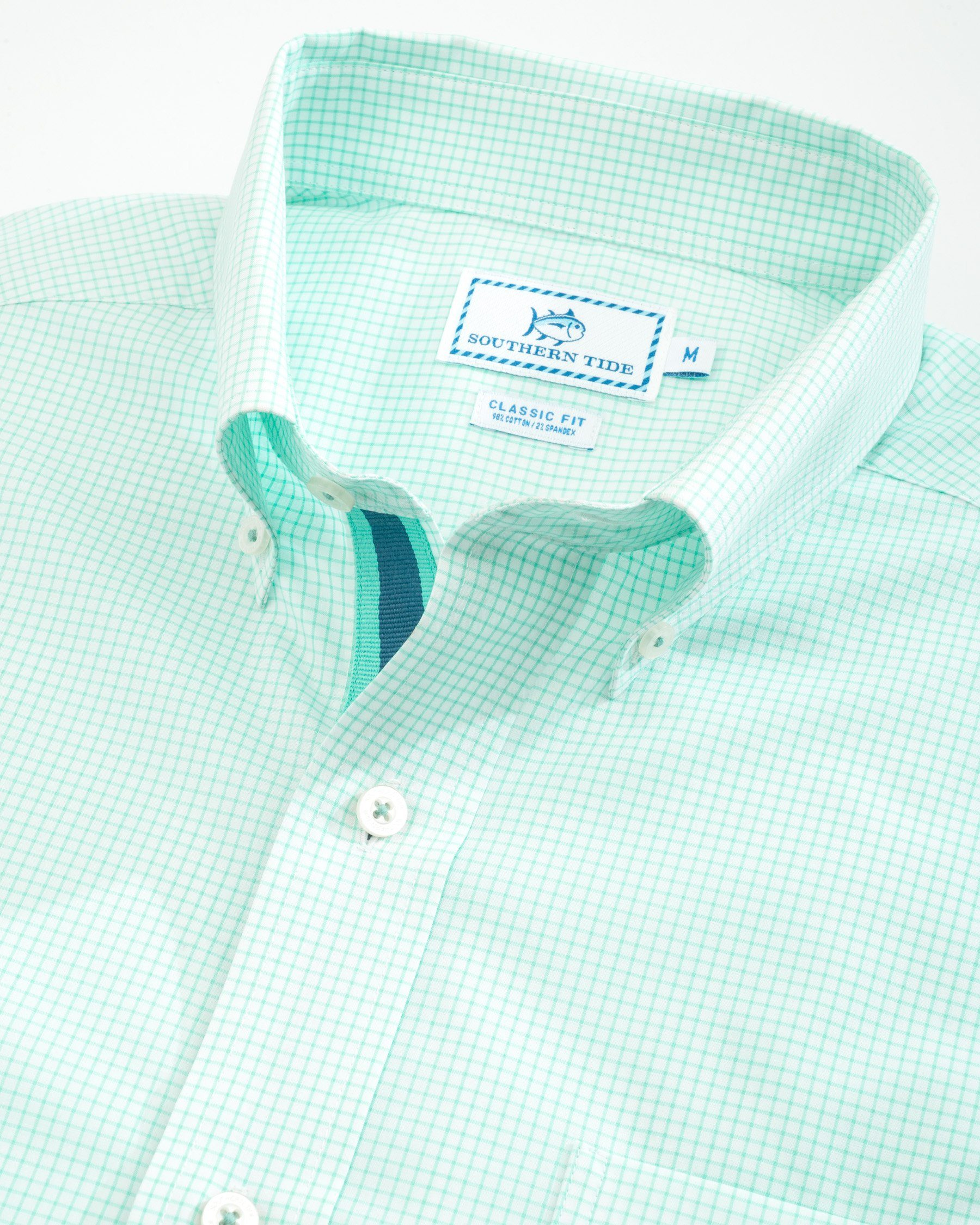Tattersall Dress Shirts Men Southern Tide