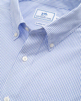 Watermark Tattersall Button Down Shirt | Southern Tide