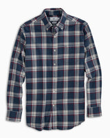 Wintertide Plaid Sport Shirt | Southern Tide