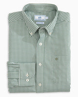 Wintertime Gingham Intercoastal Performance Shirt | Southern Tide