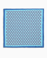 Ocean City Shades Pocket Square | Southern Tide