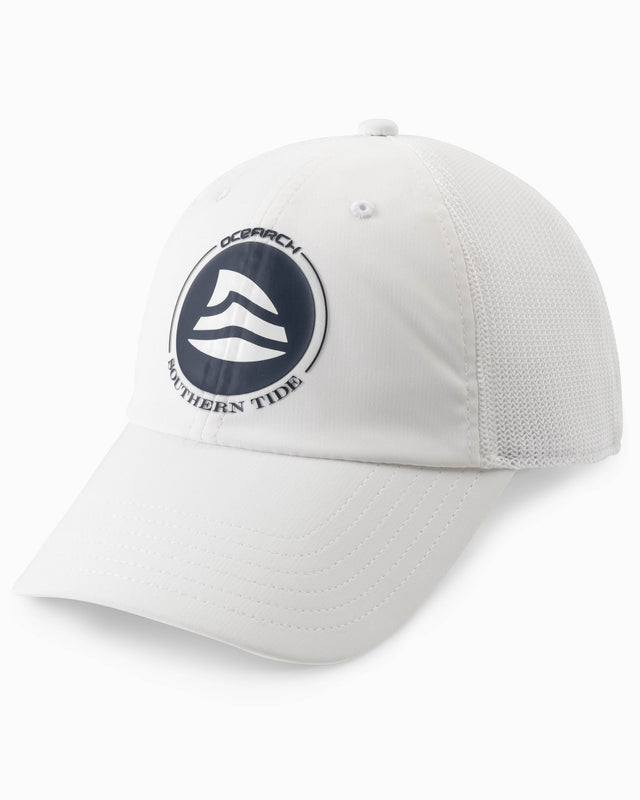 Ocearch Fin Fitted Trucker Hat | Southern Tide