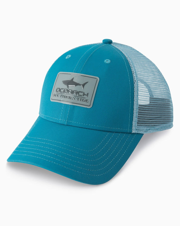 Ocearch Washed Performance Trucker Hat