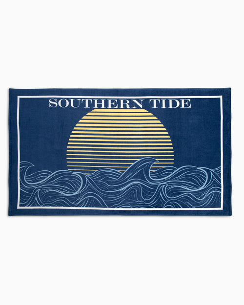 Off the Coast Beach Towel | Southern Tide