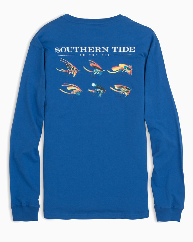 On the Fly Long Sleeve T-shirt | Southern Tide