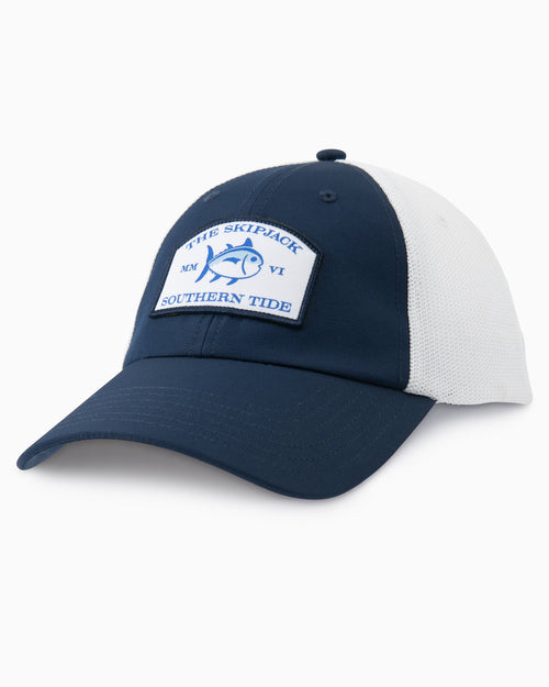 Original Skipjack Fitted Trucker Hat | Southern Tide