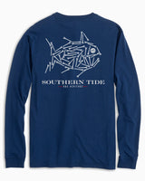 RBC Heritage Golf Tee Skipjack Long Sleeve T-shirt | Southern Tide