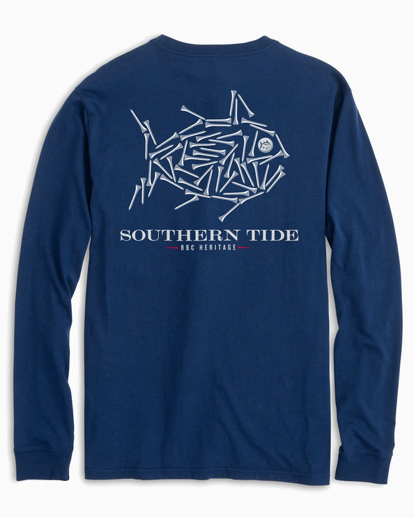 RBC Heritage Golf Tee Skipjack Long Sleeve T-shirt