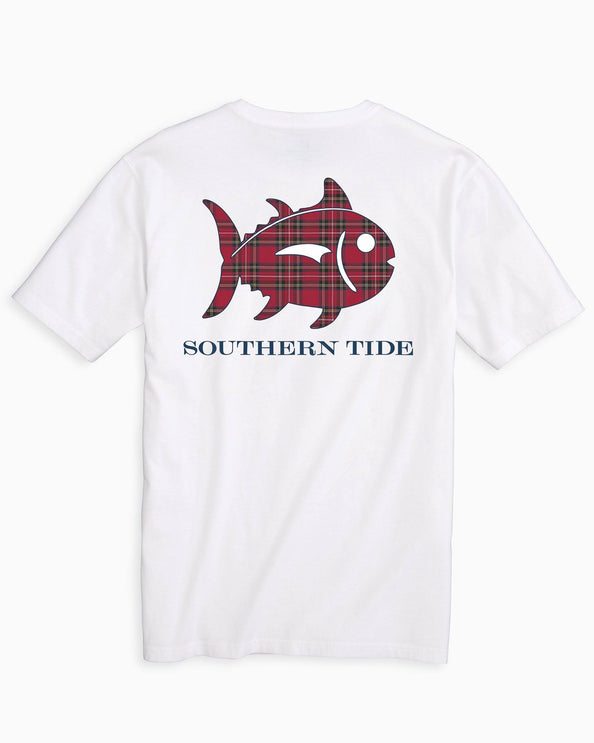 RBC Heritage Skipjack Plaid T-Shirt
