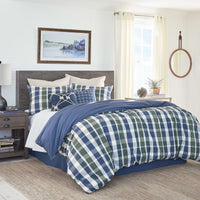 Royal Pine Reversible Comforter Set | Southern Tide